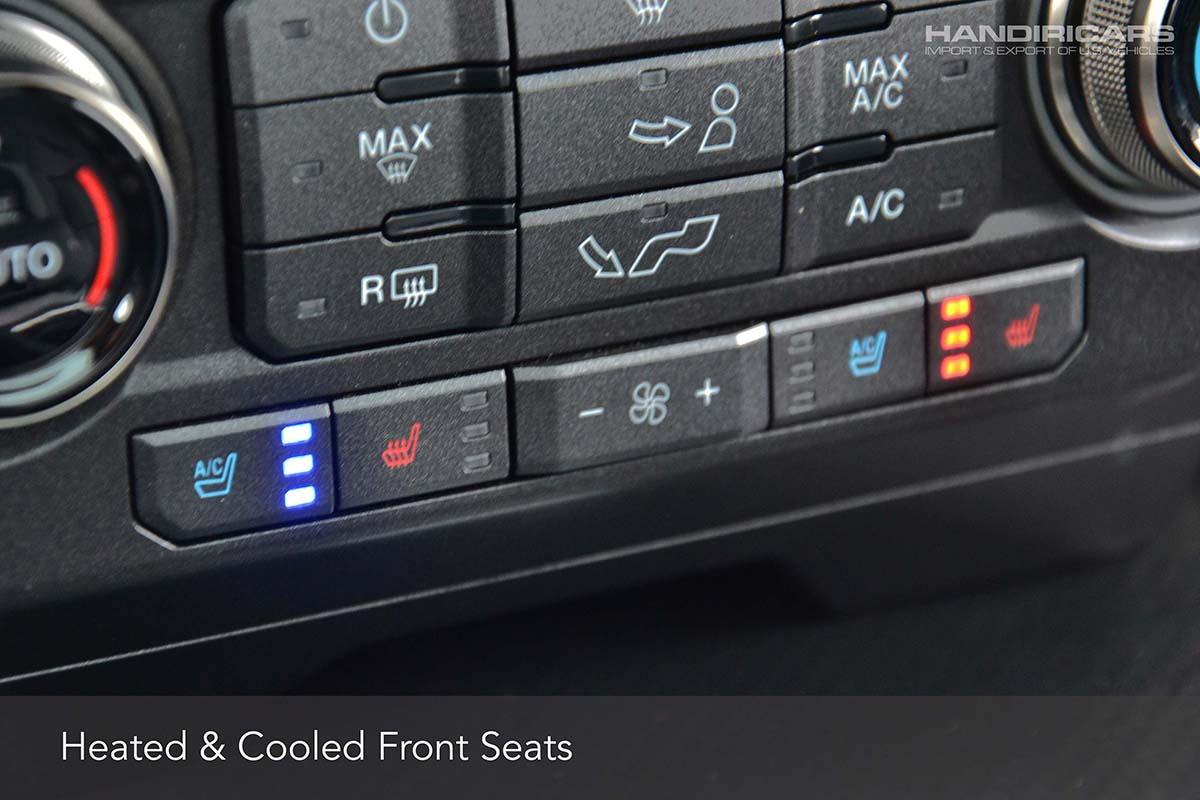 Handiri Cars 2017 Ford F 150 4wd Supercrew Raptor Heated