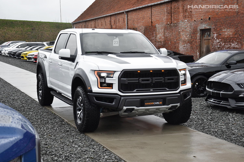 Ford F 150 Raptor B&O PLAY Sound System Luxury Group 802A