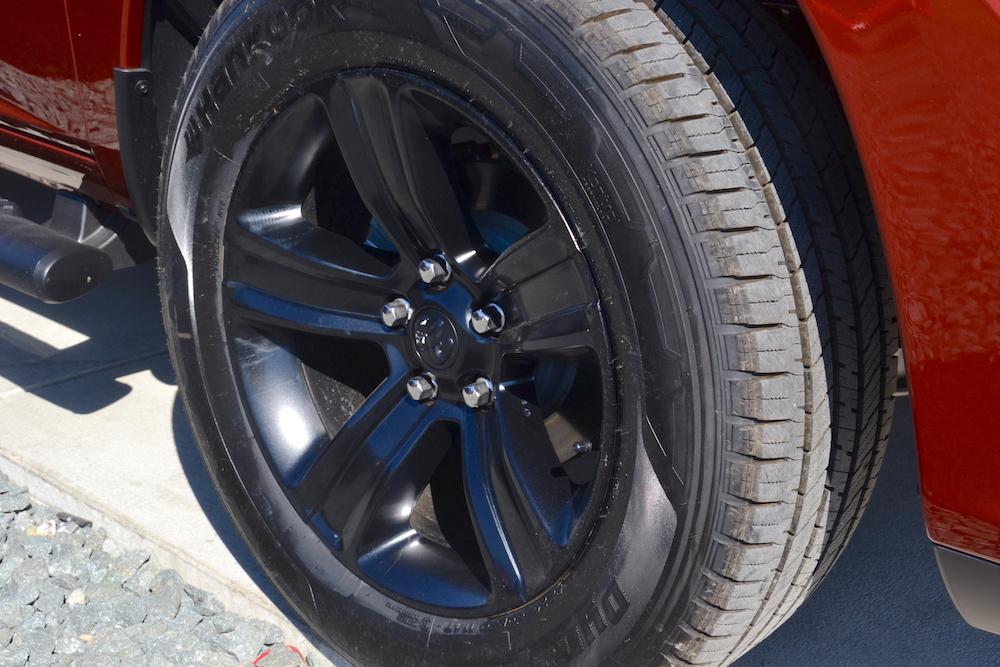 Velg van de 2017 Dodge Ram Copper 4WD Crew Cab Sport