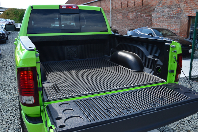 Achterbak van de 2017 Dodge Ram Sublime Sport 4WD Crew Cab