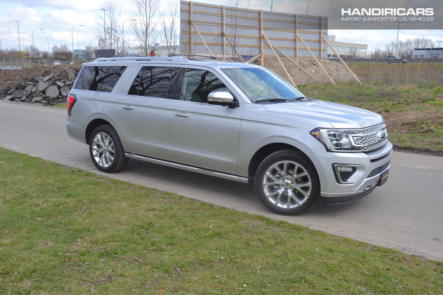 Handiri Cars 2018 Ford Expedition Max