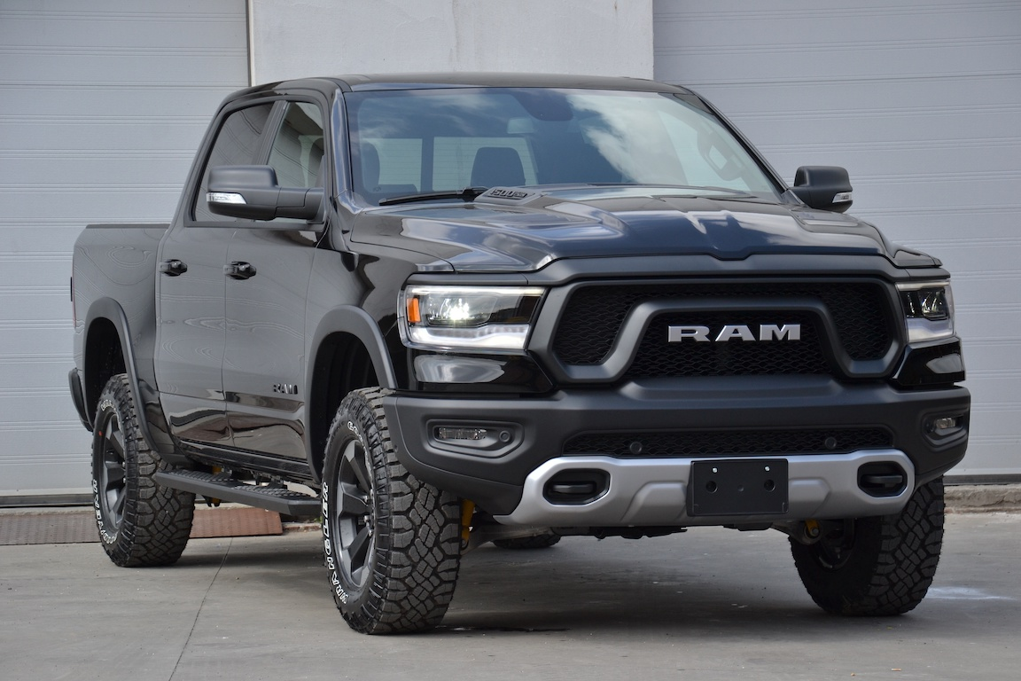 """Ram Rebel Price >> Dodge RAM 1500 Sport 20"""" Black Wheels , New R_A_M Stamped Tailgate , New R_A_M Grille"""