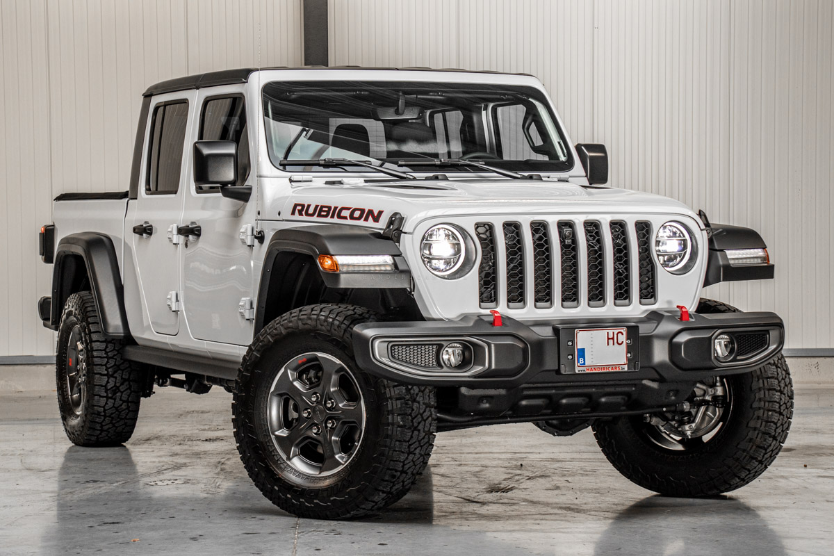 2020 Jeep Gladiator Rubicon Sku S1c94111287