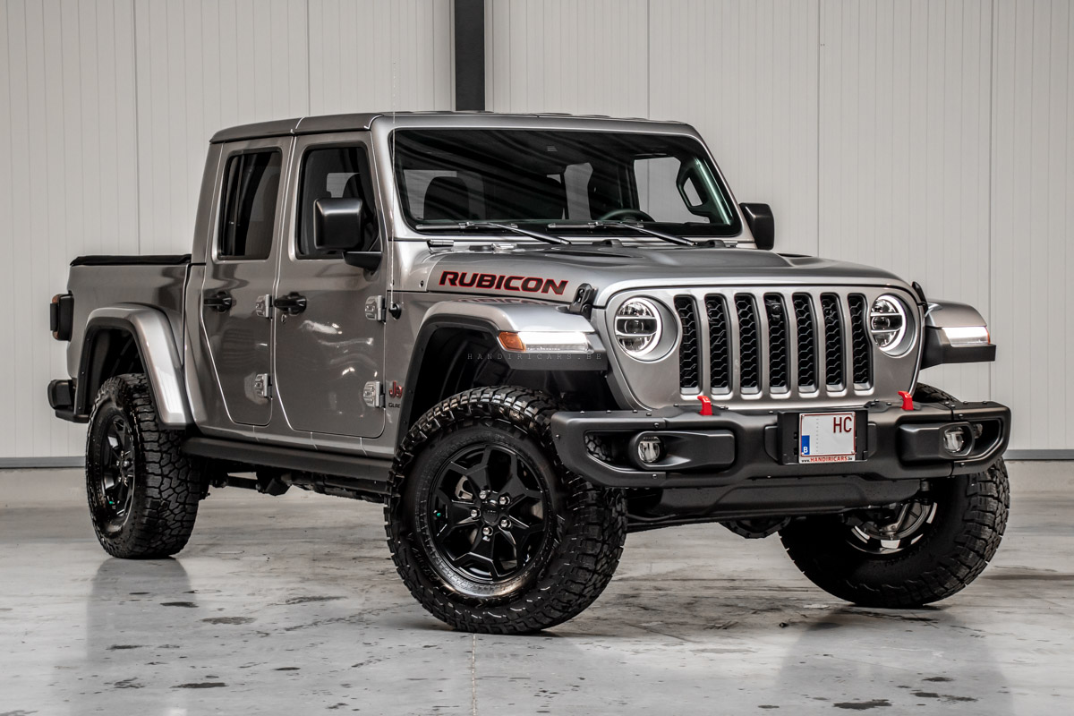 2020 Jeep Gladiator Rubicon 24Z Launch Edition SKU S1C94441350