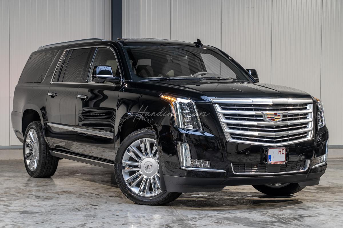 2020 Cadillac Escalade ESV Platinum SKU S1G05222699